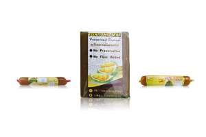 Durian Paste or Durian Cake or 'Thurian Guan'
