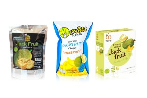 Baked Dried or Freeze Dried Crispy Jackfruit Chips