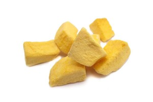 Crispy Freeze Dried Mango