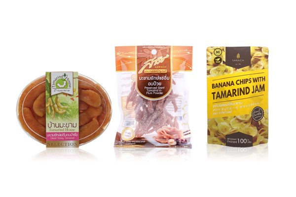 Other Snacks Made with Tamarind or Tamarind Flavor