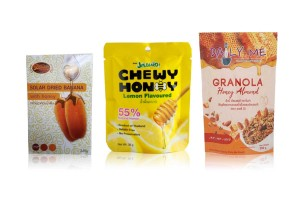 Snacks Made with Honey