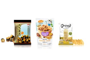 Rice Snack Bars and Other Rice Snacks