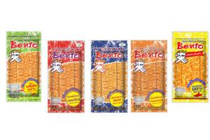 Bento Squid Seafood Snack 18 g x 36 packs