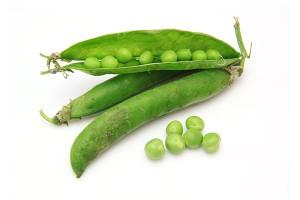 Green Pea Snack