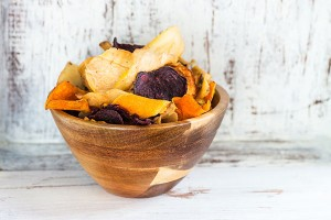 Mixed Root Vegetable Chips