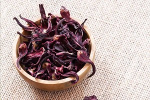 Dried Roselle (Hibiscus)