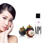 Acne Treatment from Mangosteen Rind Extract