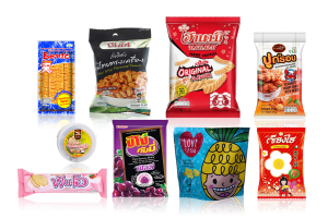 SEVEN SINS,  Thai Snack Treat with Temptations