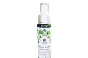 Organic Herbal Spray to Promote Hair Growth