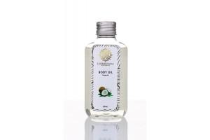 Pandan Coconut Oil