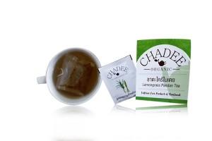 Lemon Grass Tea with Pandan Leave Fragrance
