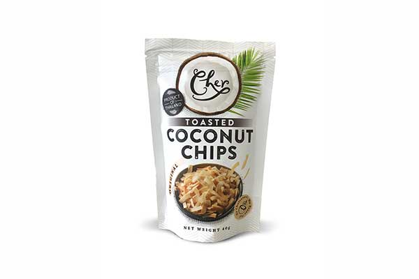 Crispy Baked Coconut