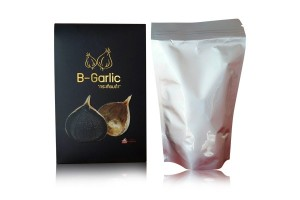 B-Garlic, Thai Sweet Black Garlic