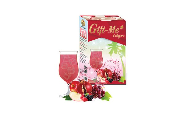 Gift-Me Collagen Peptide with Vitamin C & Q10