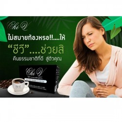 Instant Healthy Black Coffee Mixed With Inulin and Herbal Extracts