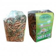 Dried Lemongrass Tea with Pandan Leaves