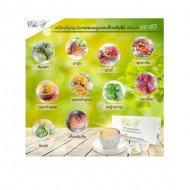 Instant Herbal Tea with Bael and Lingzhi Mushroom Extract