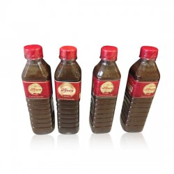 Quality Fermented Fish Sauce Made from Sea Fishes