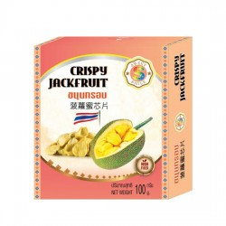 Sweet Smile Crispy Jackfruit Snack