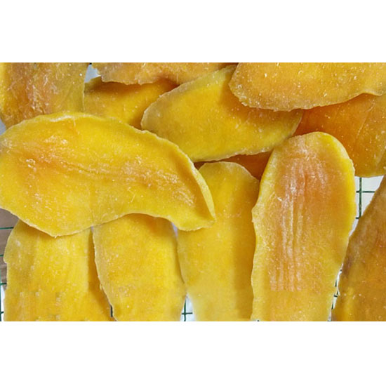 Dehydrated Mango, Naturally Baked