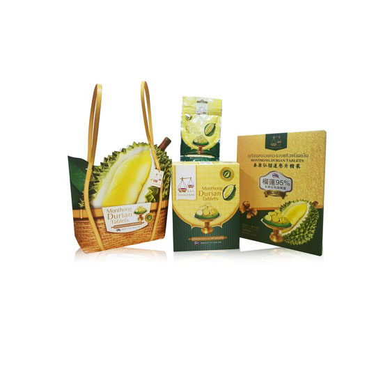 Monthong Durian Tablets