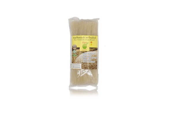 Rice Vemicelli Noodle Made from Quality Rice Flour, GIANT Brand.