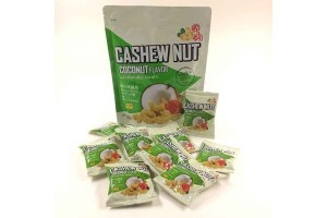 Cashew Nut Coated with Coconut Flavor