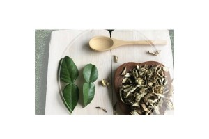 Dry Kaffir Lime Leaves