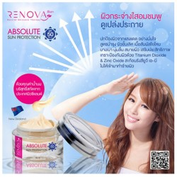 Absolute Sun Protection SPF 50 PA+++