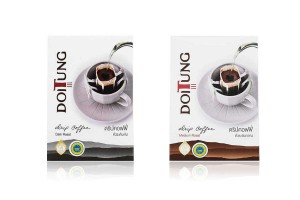 DOI TUNG, Roasted Arabica Drip Coffee from North Thailand