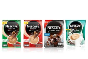 NESCAFE, Popular Instant Coffee in Thailand