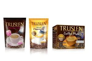 TRUSLEN, Slimming & Collagen Coffee