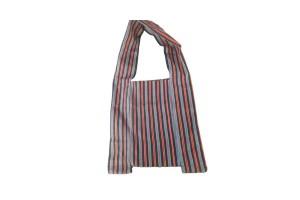 100% Cotton Hand Woven Big Shoulder Bag Simple Design