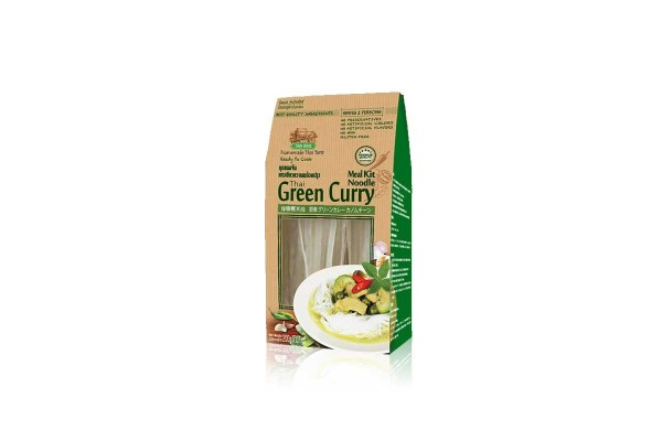 THAI AREE, Noodle Green Curry - 200 g