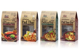 THAI AREE, Ready to Cook Thai Meal Kits