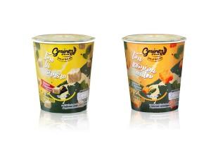 GRAINEY, Granola Instant Porridge