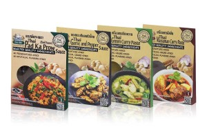 THAI AREE, Ready-to-Cook Curry Pastes & Sauces