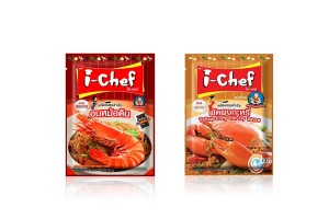 I-CHEF, Seasoning Sauce for Thai-Chinese Savory Recipes