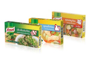 KNORR, Bouillon Cube for Variety of Broth