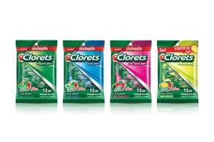CLORETS Candy in Variety Flavors