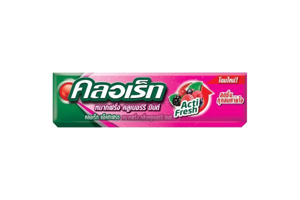 Clorets Stick Gum - Cool Berry Mint Flavor