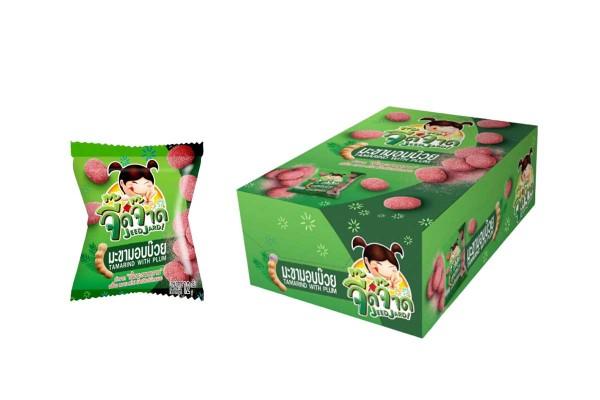 JEEDJARD Chewy Tamarind, Plum - 12 g