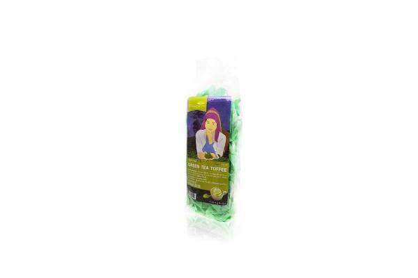 KULLANARD, Green Tea Toffee - 300 g