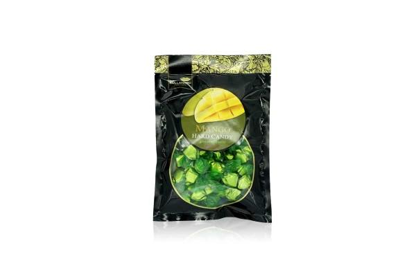 KULLANARD, Mango Center Filled Hard Candy - 150 g