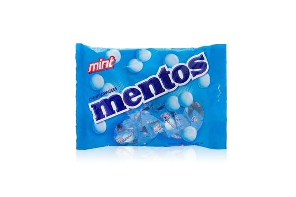 MENTOS, Mint -  270 g (100 pcs)