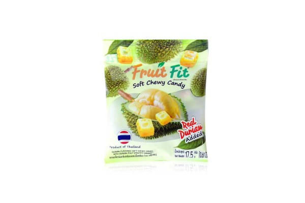 MITR MAI Soft Chewy Candy, Durian - 17.5 g