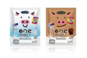 ONE MORR Milk Tablet, Chocolate & Sweet Flavors