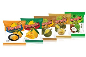 PARADE, Tropical Fruit Hard Candy