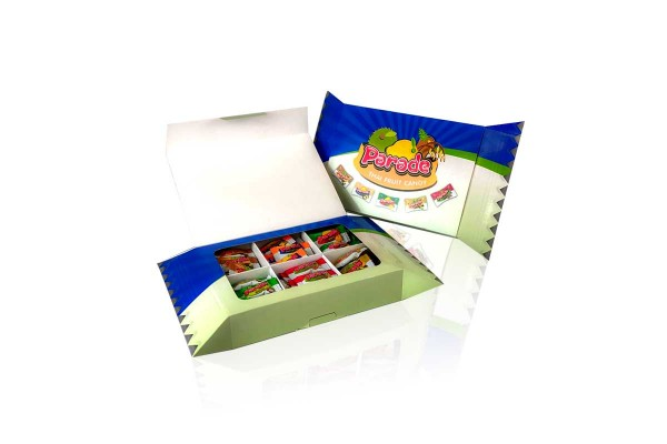 PARADE, Assorted Flavor Candy - 243 g