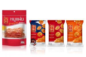 CHAOSUA Crispy Pork Sheet & Mini Pork Sheet
